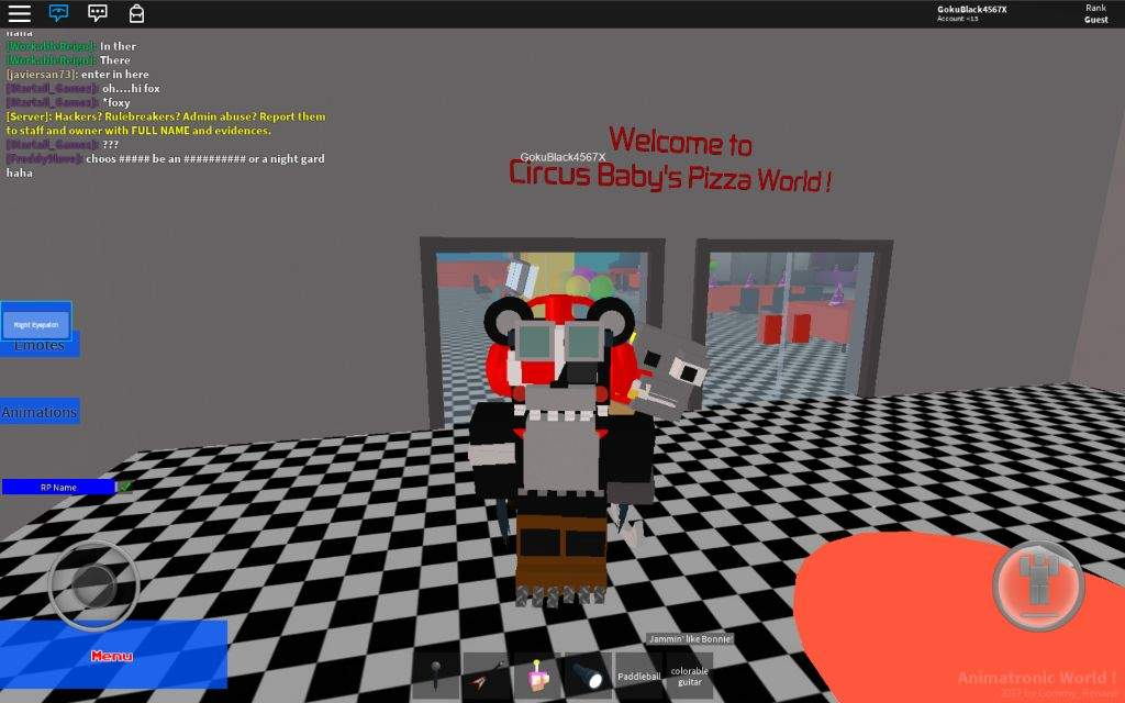 Roblox Animatronic World Glitch Awesome Free Robux Hacks For
