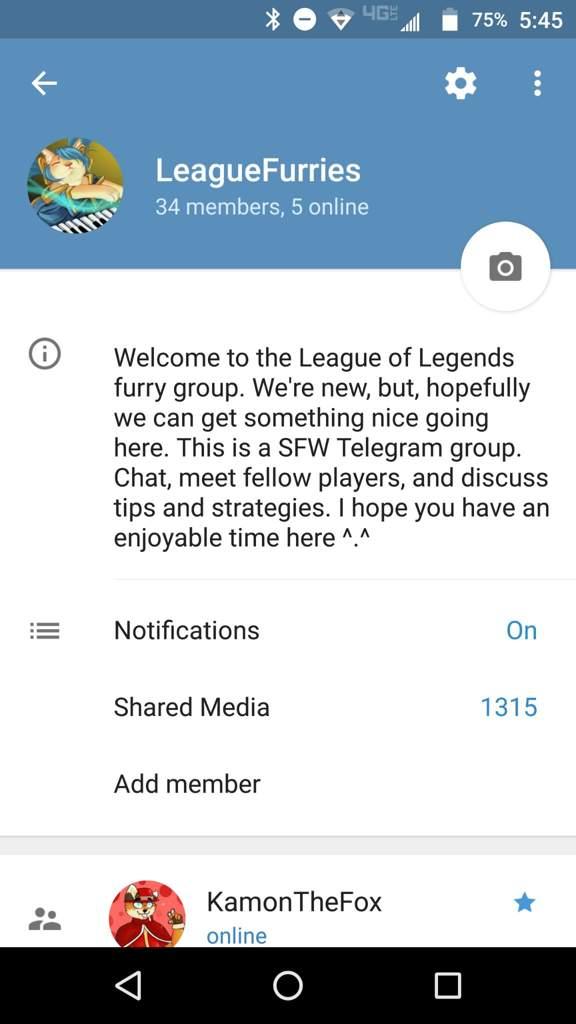 Telegram League Group | League Of Legends Official Amino