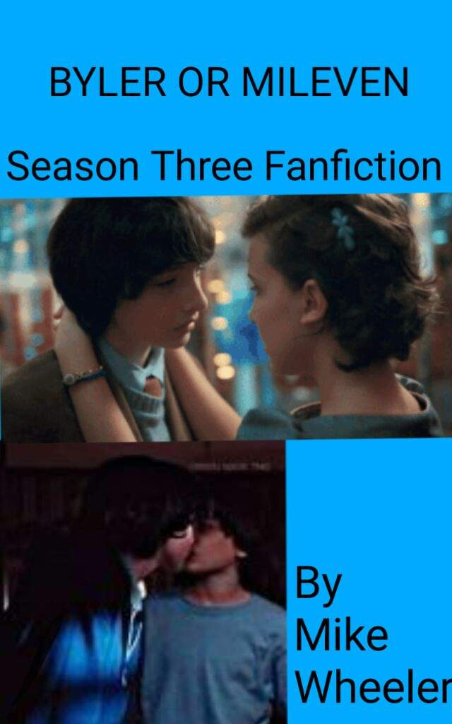 Fan fiction?   Stranger Things Amino