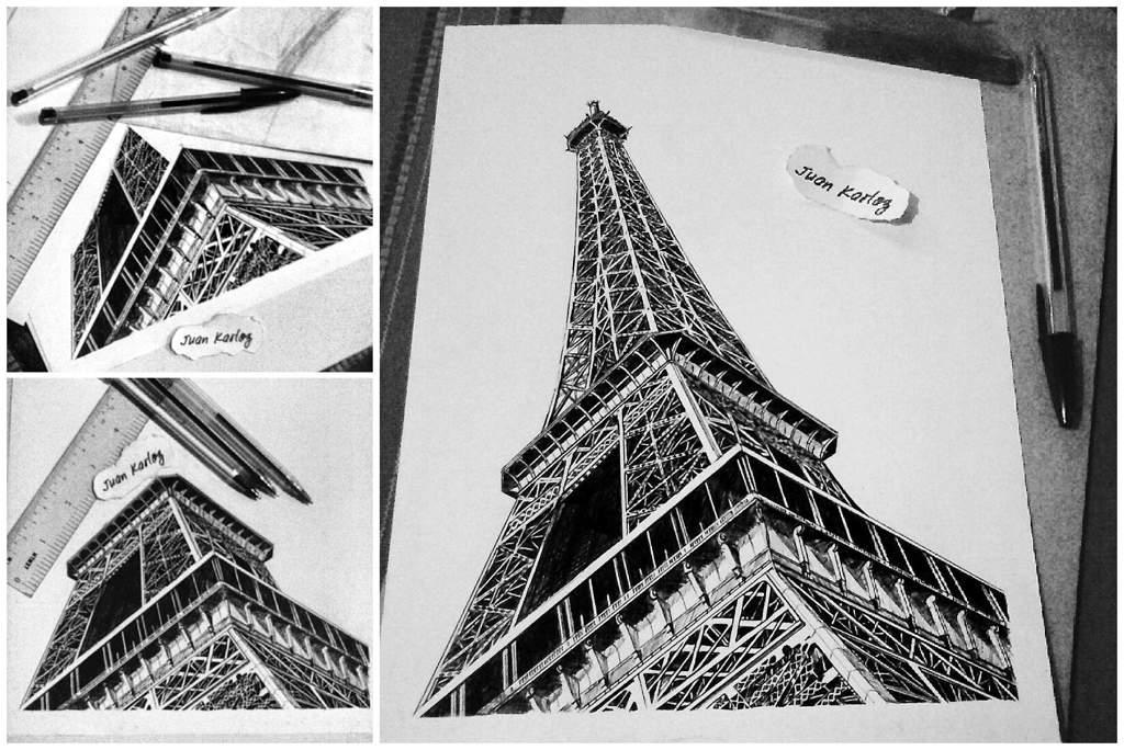 Torre Ifel En Dibujo: •Arte Amino• Amino