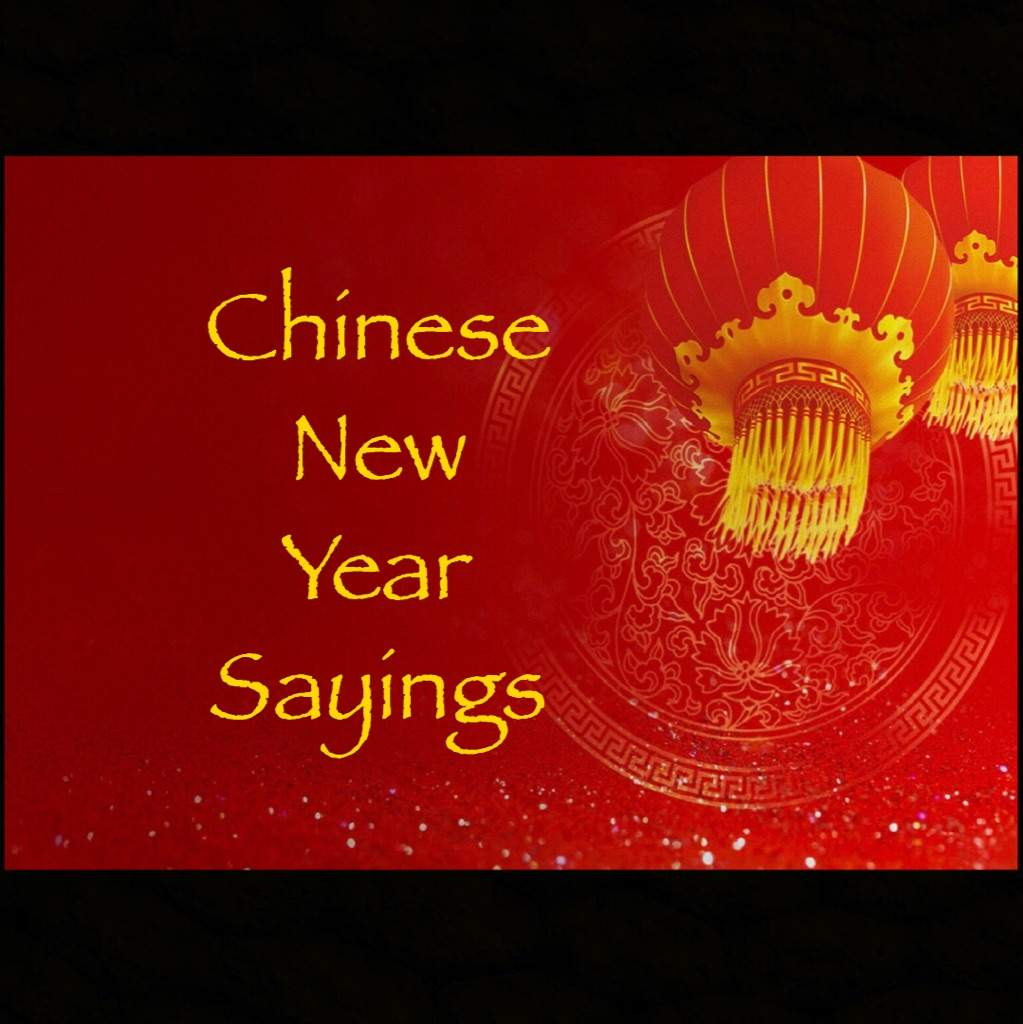 Chinese New Year Sayings K Drama Amino