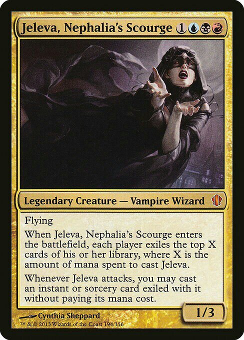 Once Upon a Midnight Dreary    a Jeleva cEDH Deck Tech | MTG