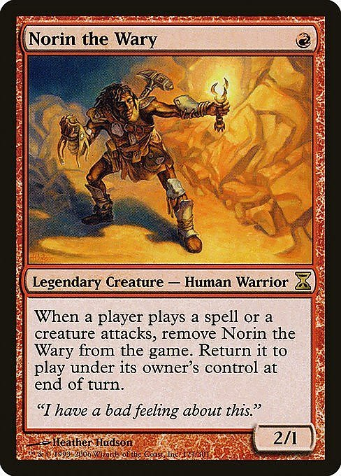 Norin The Wary, EDH Primer | The MTG Multiverse Amino