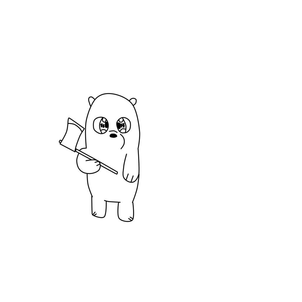 Dibujo de Polar | • Escandalosos Amino • Amino