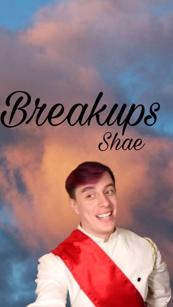 Breakup (Romantic Prinxiety/Royality/Analogical) | Thomas