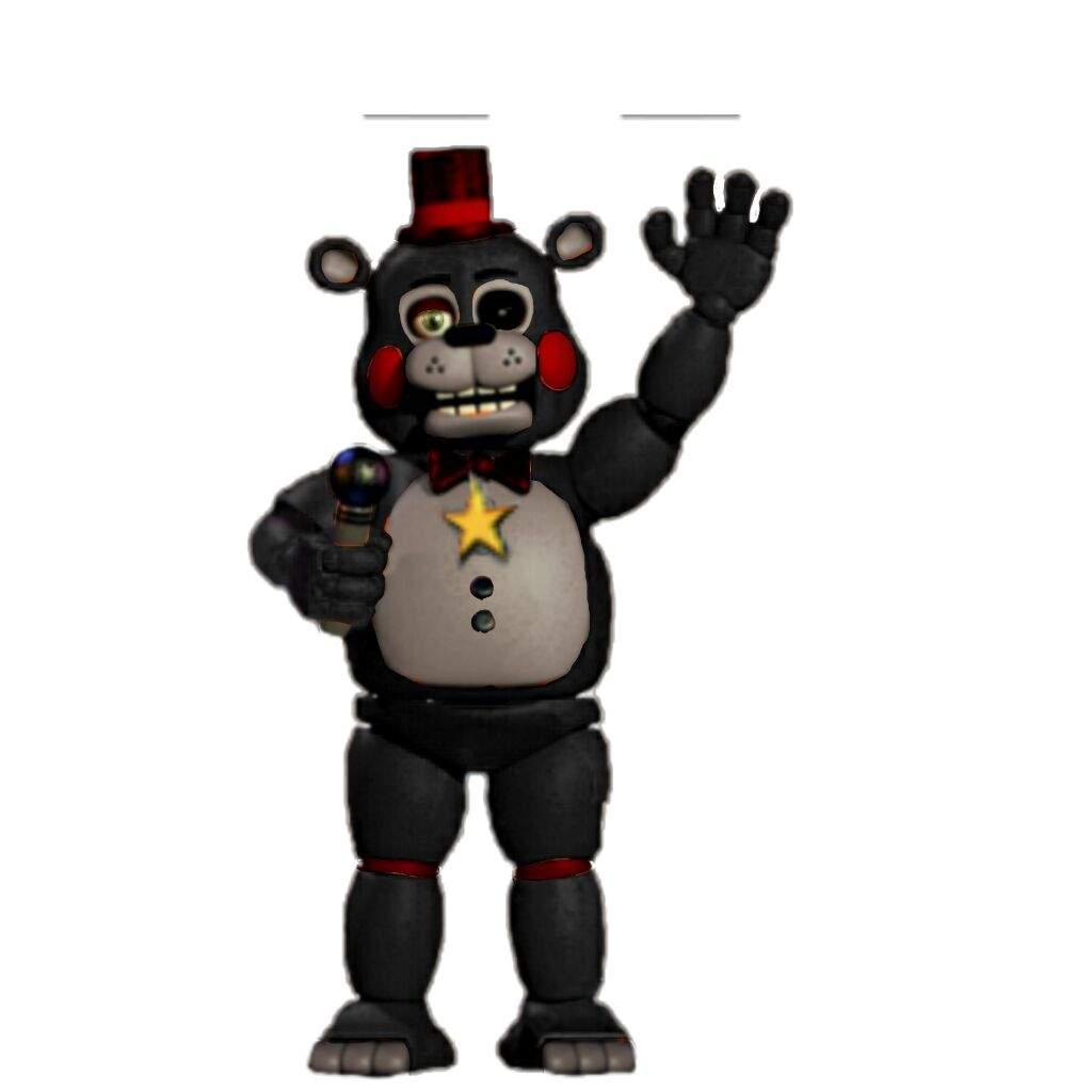 Lefty fnaf 2 version | Five Nights At Freddy's Amino