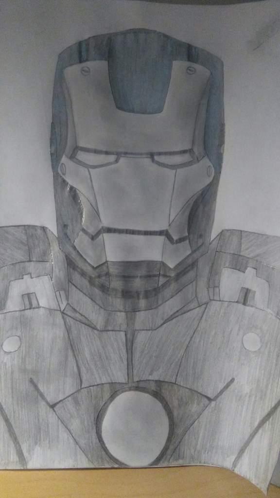 Dibujo A Lapiz Iron Man Cómics Amino