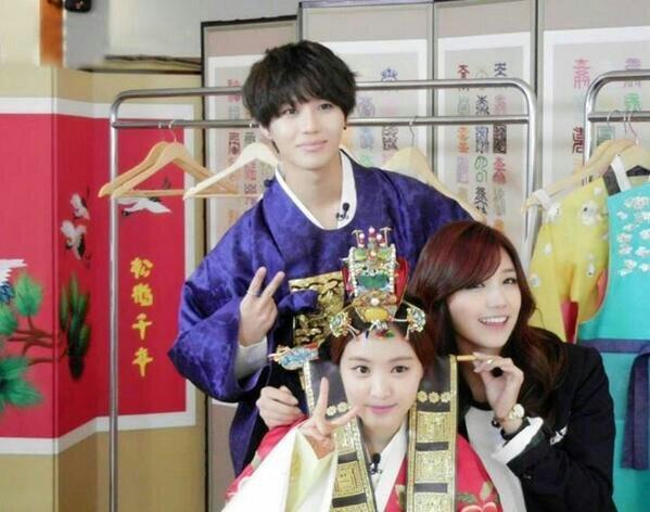 Taemin and naeun still dating