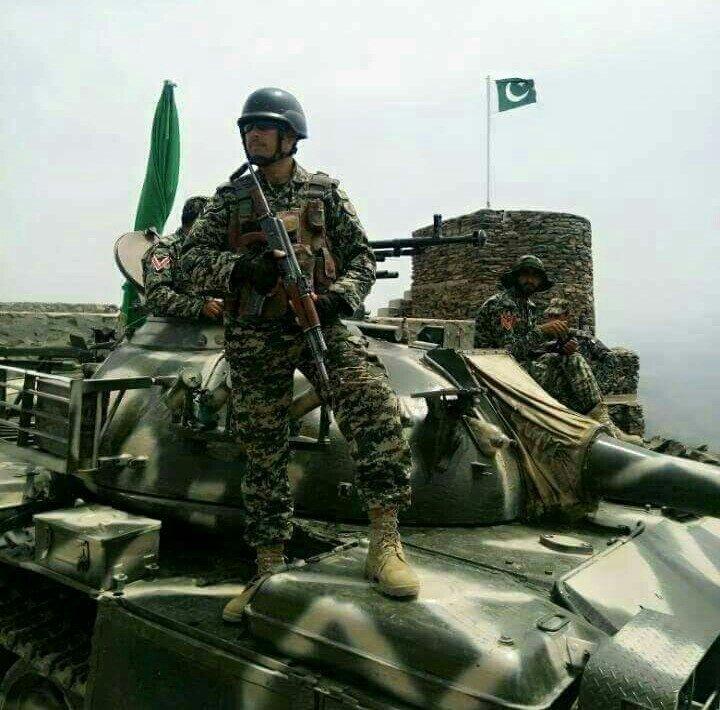 The Frontier corps (Unit Analysis) | Military Amino Amino