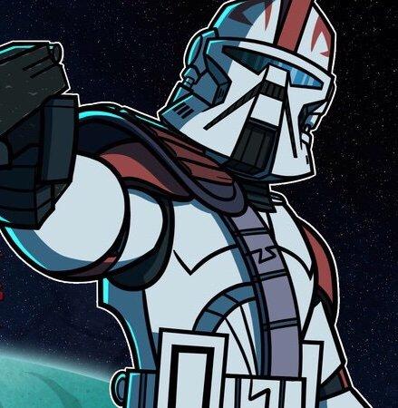 Star Wars The Clone Wars Captain Rex Gets Shot Fanfiction