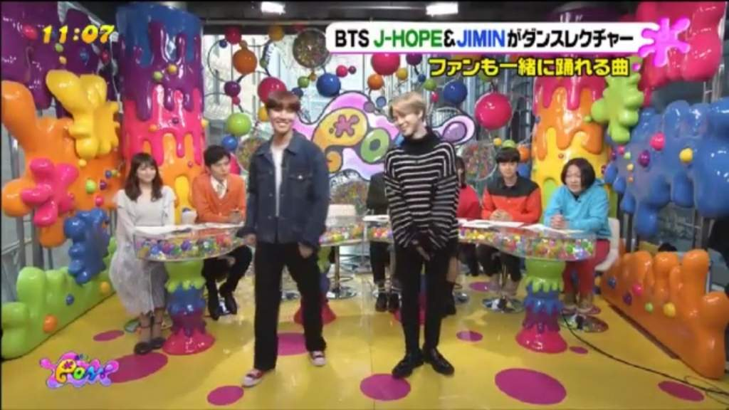 JHOPE & JIMIN ON NIPPON TV PON | ARMY's Amino
