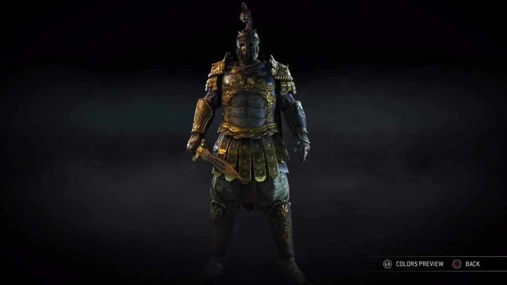 for honor how to get black armor