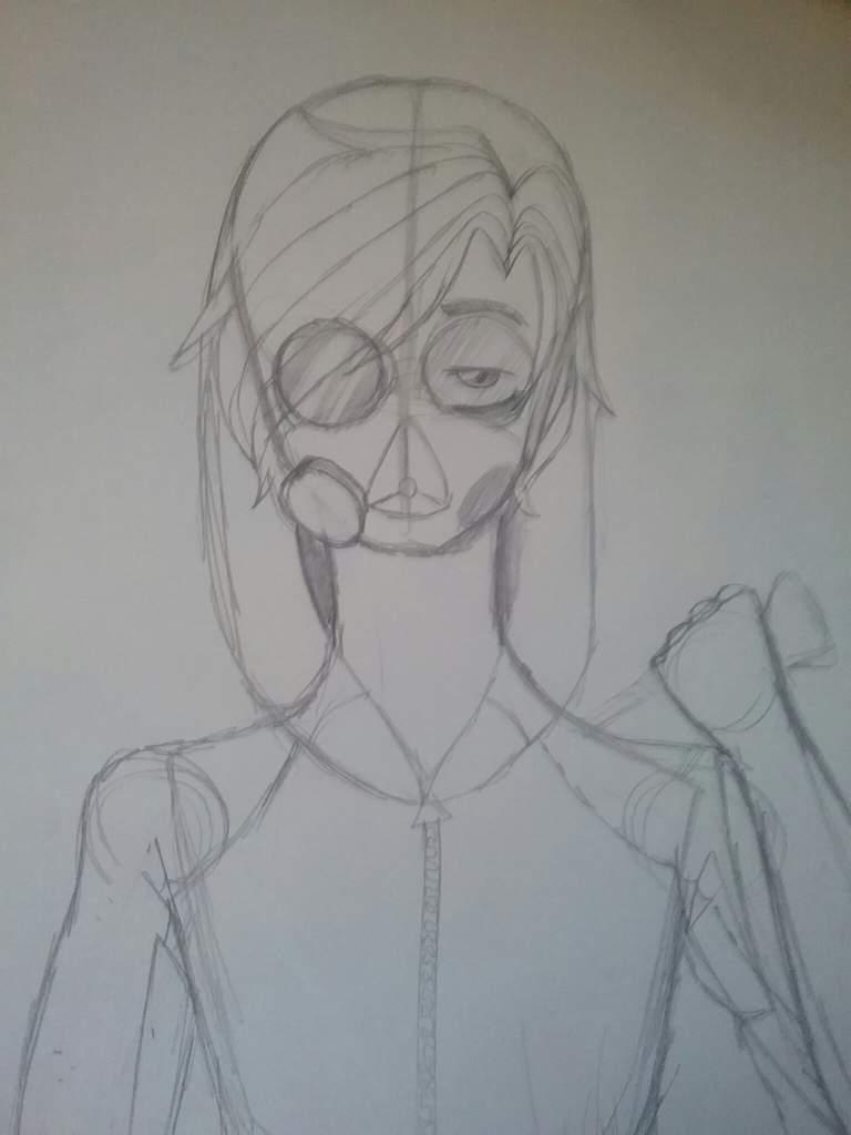 Dibujo de Xvirus | CREEPYPASTAS AMINO. Amino