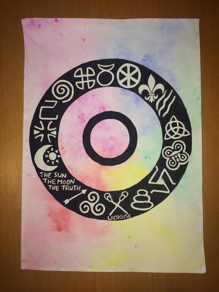 Teen Wolf Symbols Drawing Tbn Teen Wolf Amino