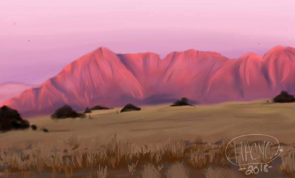 Tumblr Landscape Practice Drawing Amino