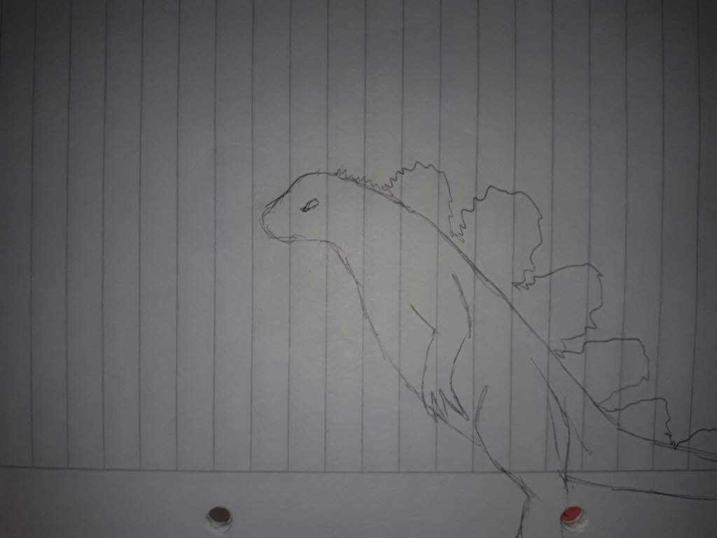 Como Dibujar A Godzilla Jr En 7 Pasos Kaijupedia Mundo