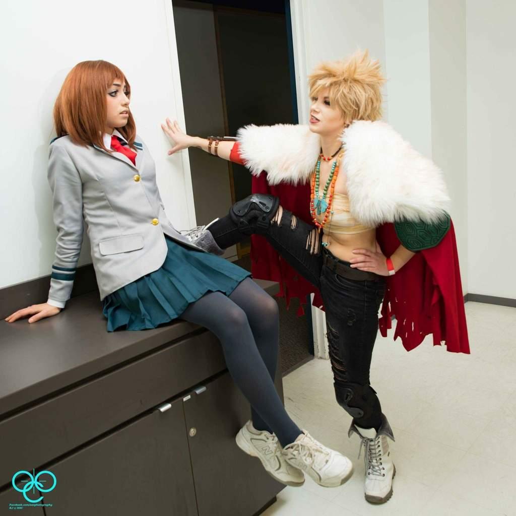 Fantasy RPG Bakugou Katsuki (gender bend) | Cosplay Amino