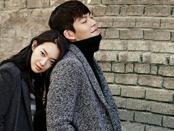 Resultado de imagen para kim woo bin y shin min ah