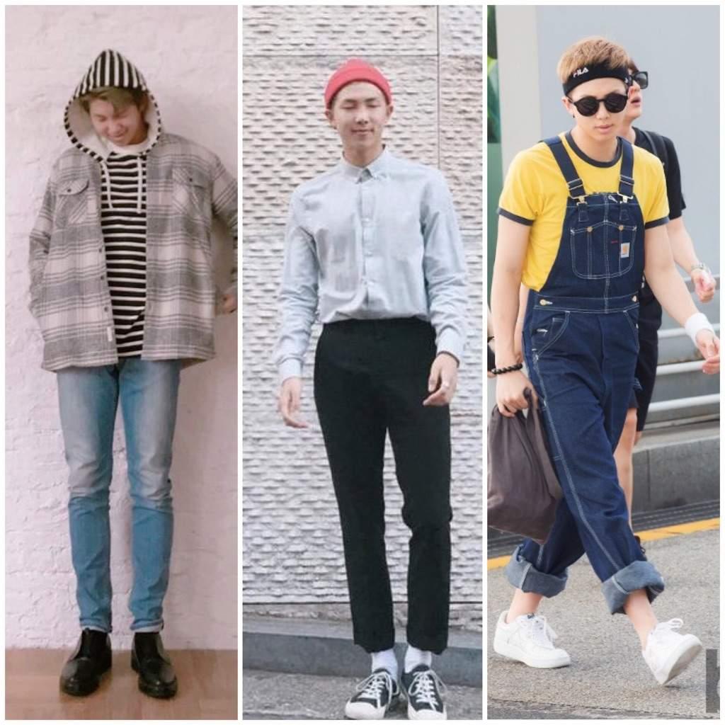 Bts Style: Dress Like Them