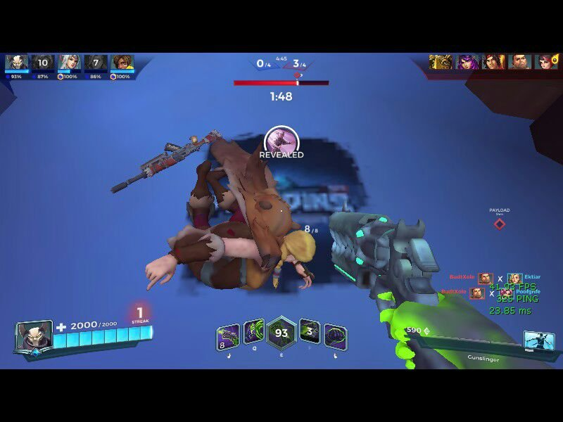Lol these people die in so horrible positions now | Paladins Amino Amino