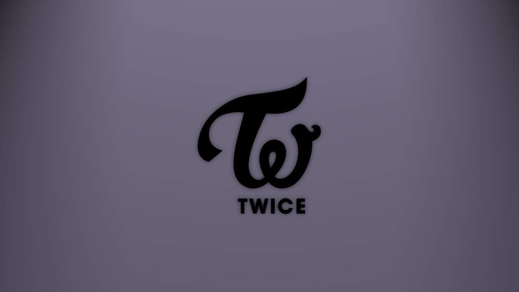 Twice Logo Wallpapers Twice 트와이스 ㅤ Amino