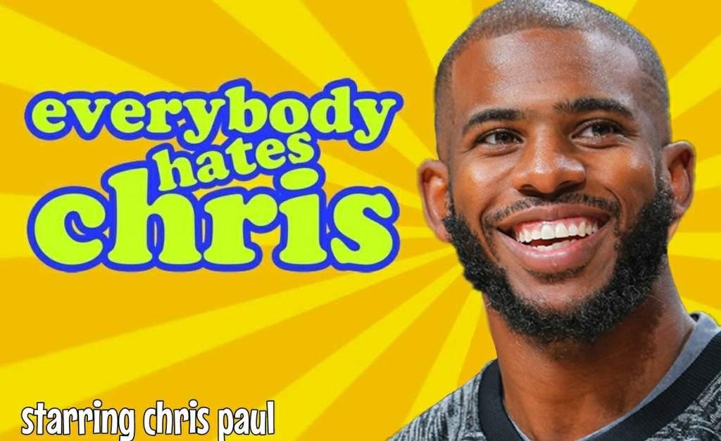 Everybody Hates Chris Hardwood Amino
