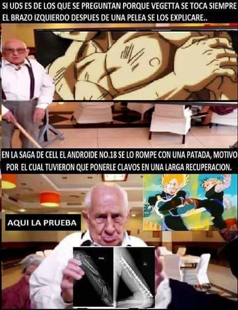 Ahora todo tiene sentido | DRAGON BALL ESPAÑOL Amino