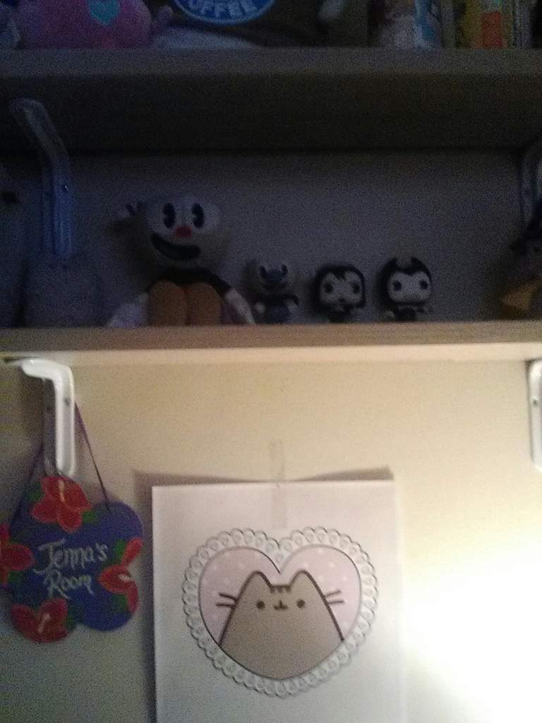 More Cuphead Merchandise Official Amino Bott Funko Pop The Devil There Is Next To My Mugman Figure And Alice Angel Bendy Pops Please Dont Mind Cat Stuff Where That Was It