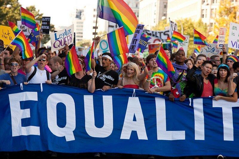 Malaysia Pride Parade/ Reverse Homosexuality