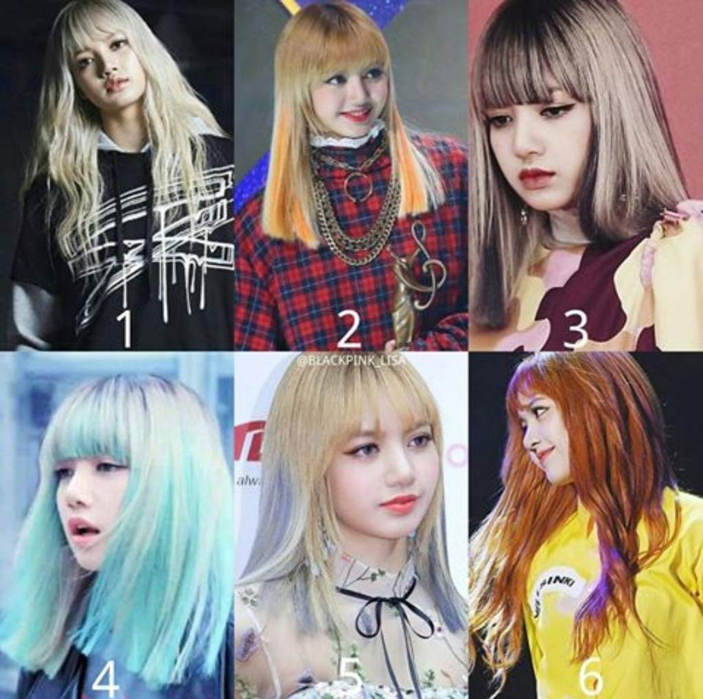 Hair Colors For The Next Comeback Blink Amino