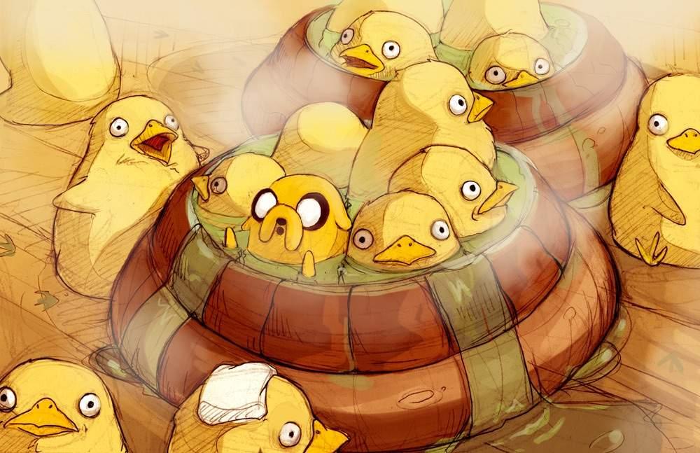 Eh Rubber Duck Spirits Anime Amino