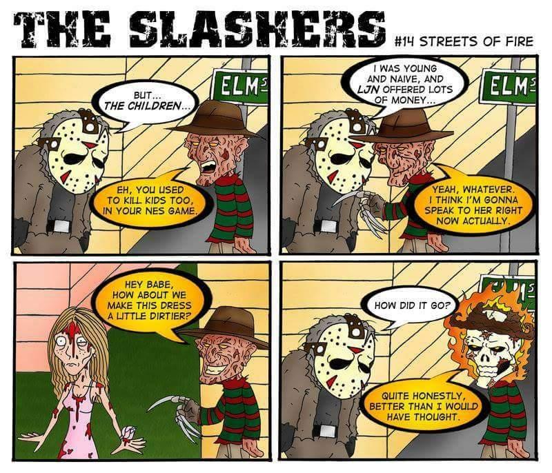 The Slashers   Horror Amino