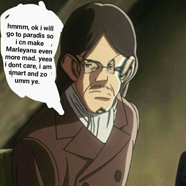 Marley did nothing wrong ⚠⚠⚠spoilers ⚠⚠⚠ | Attack On Titan Amino