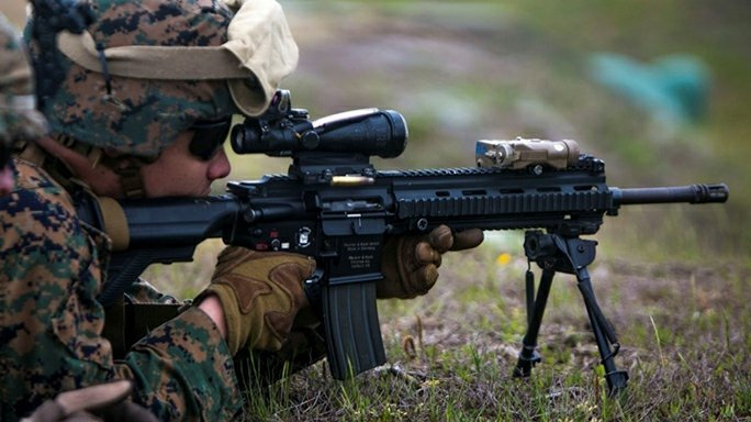 History Of And Thoughts On The Usmc Adopting The M27 Military