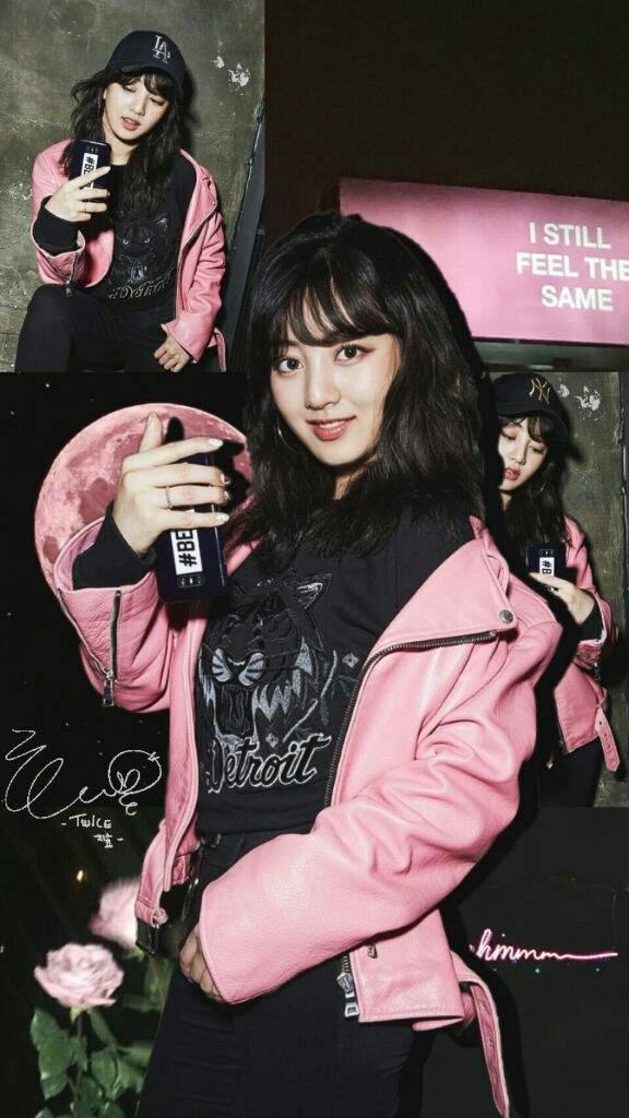 Jihyo Aesthetic Lockscreen 💕 | Twice (트와이스)ㅤ Amino