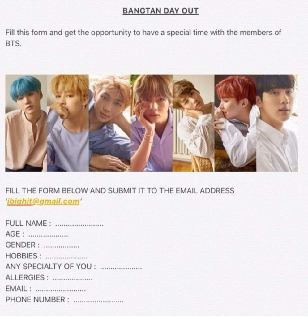 BTS ARMY COMPETITION: DAY OUT CHALLENGE | ARMY's Amino