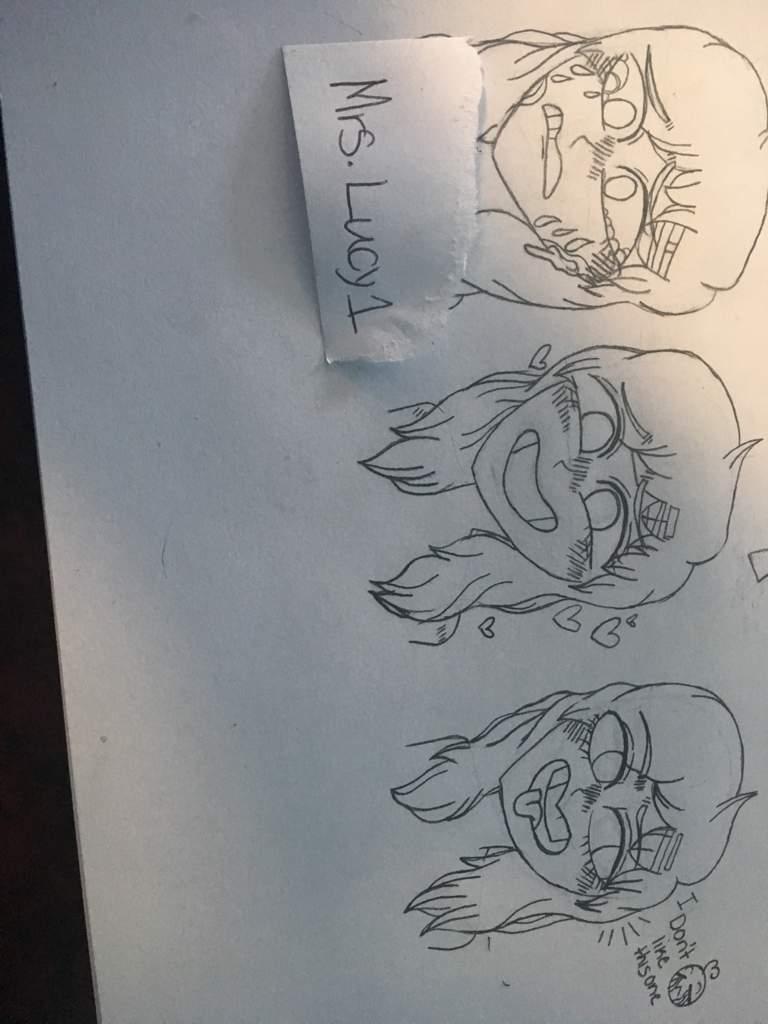 Fiona sketches online friendship amino
