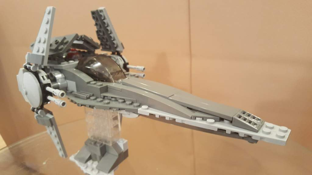 V Wing Interceptor Lego Amino