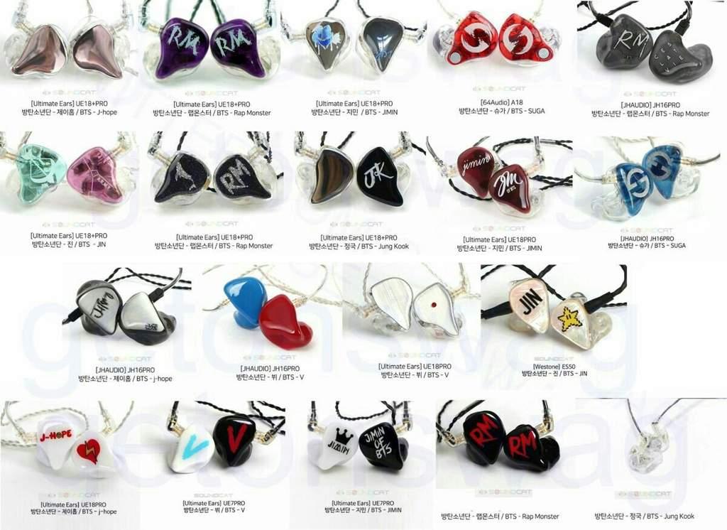 In Ear Monitors X Bts Army S Amino