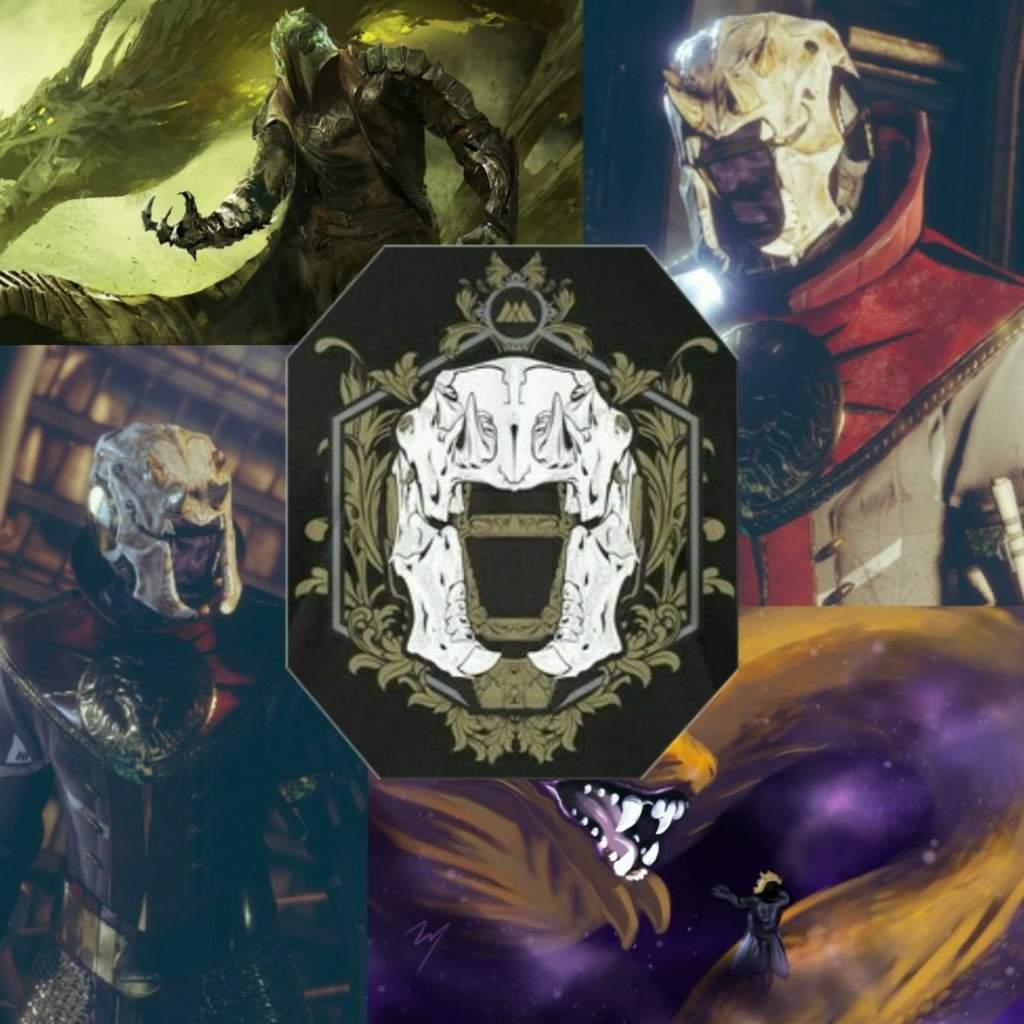 Bane of Darkness (Dredgen Morbius collage) | Destiny Amino