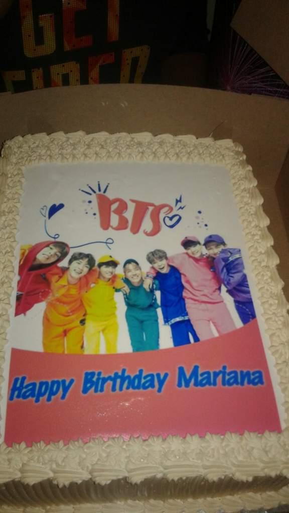 Birthday Cake Armys Amino