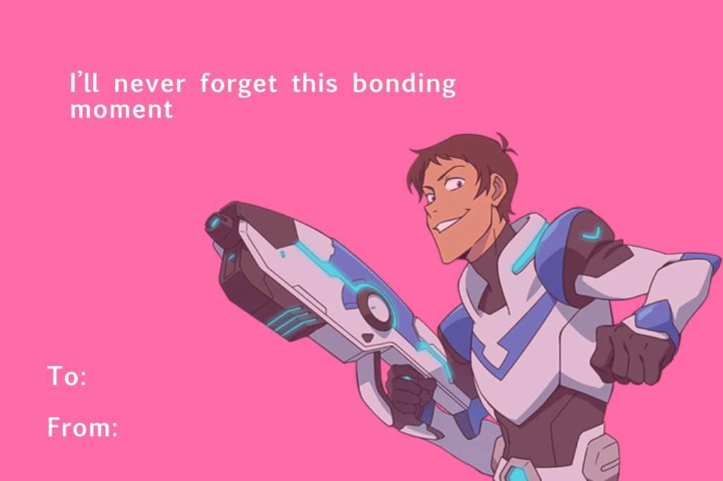 Valentine Cards Voltron Amino