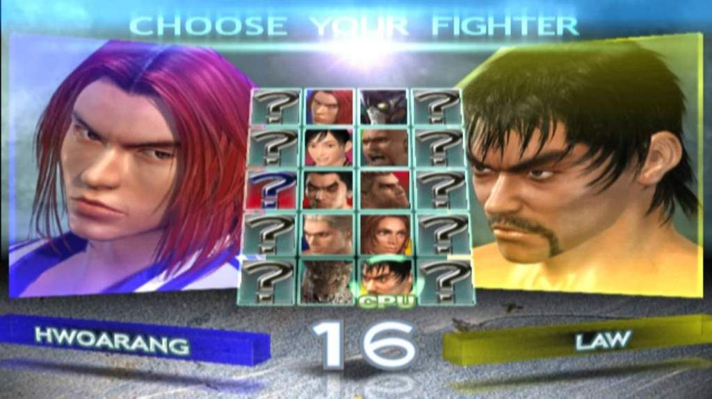 My Top 5 Favourite Character Select Themes Tekken Amino Amino