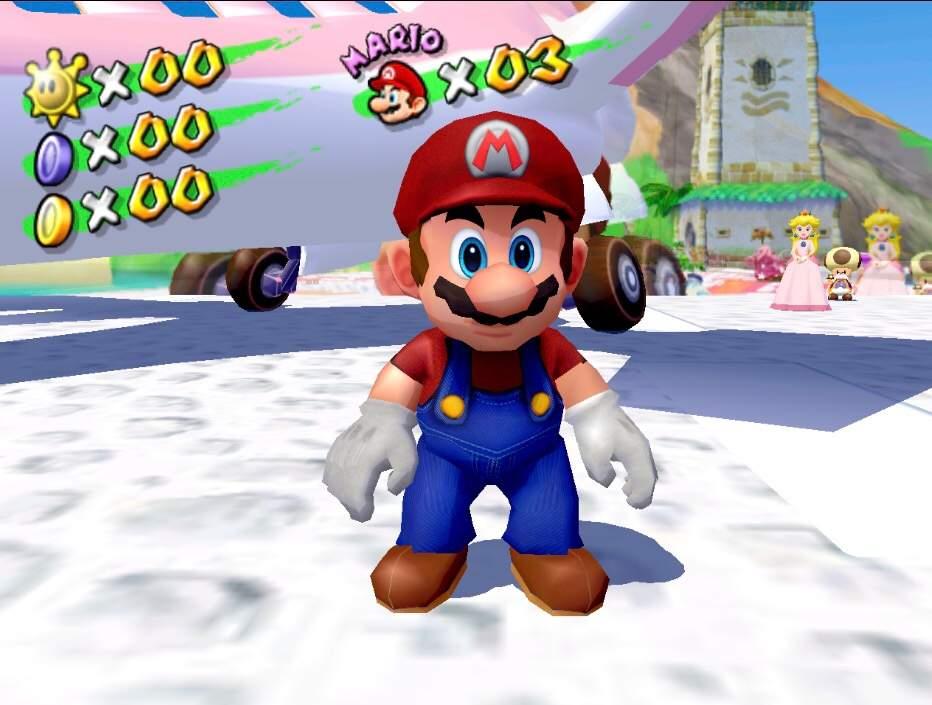 Super Mario Sunshine Texture Pack Nintendo Amino