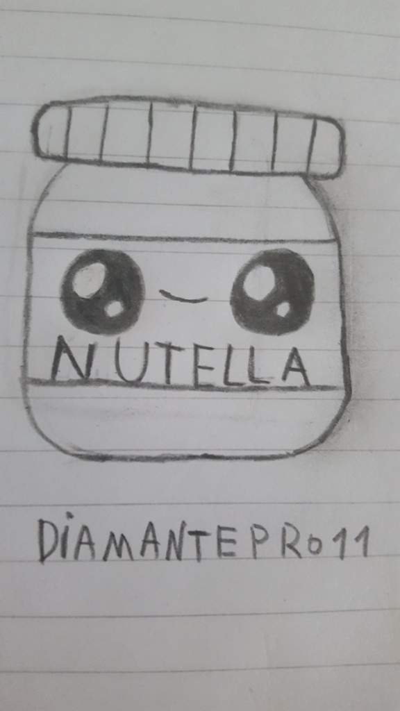 Imagenes De Dibujos Kawaii Nutella Www Imagenesmy Com