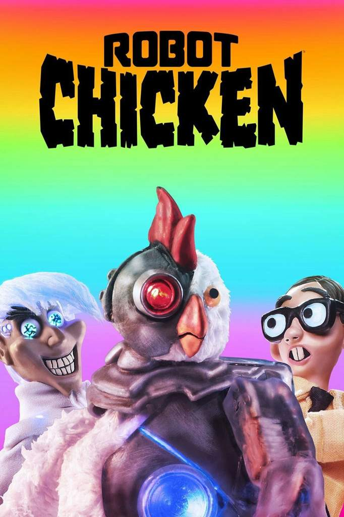 robot chicken season 9 episode 8 we don t see much of that in