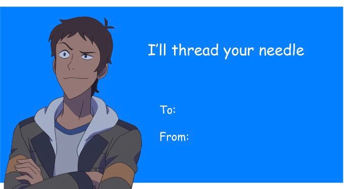 Valentines Cards Voltron Amino