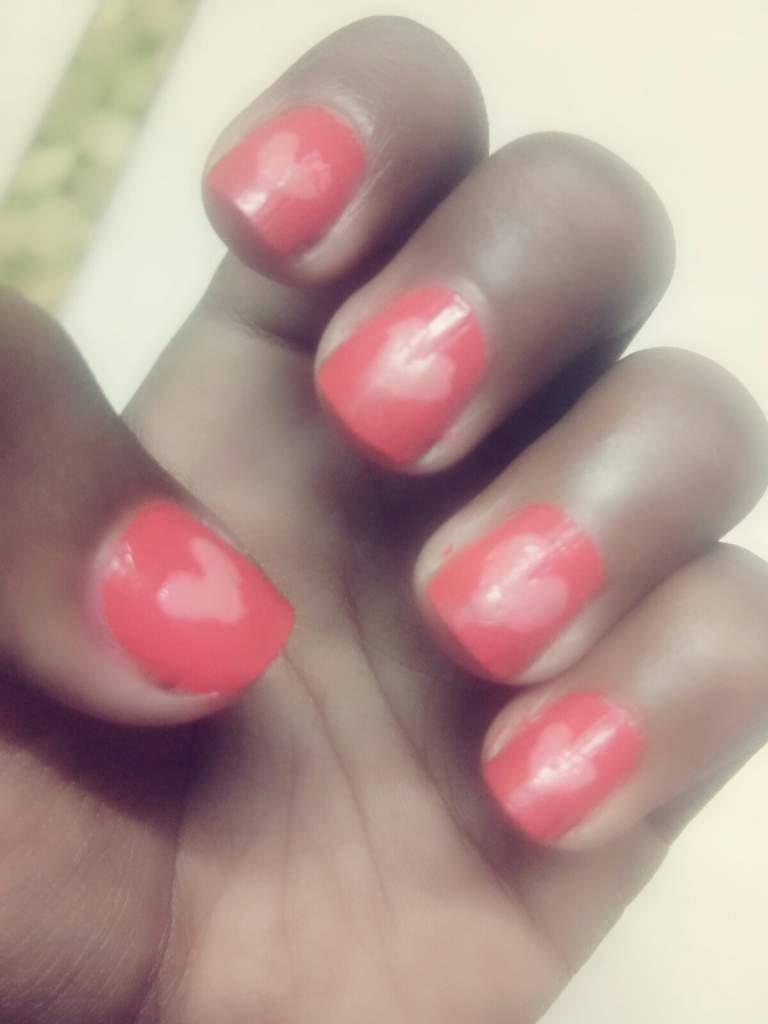 Valentines day nail art | Nail Art Amino