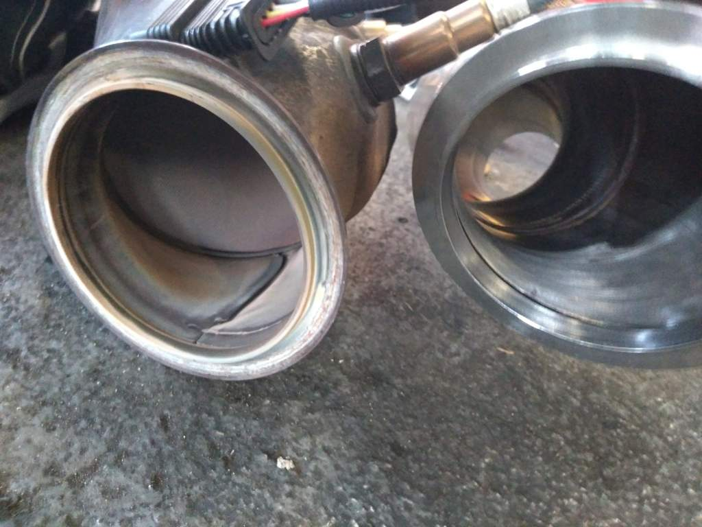 M235i Downpipe   MHD tune coming | Garage Amino