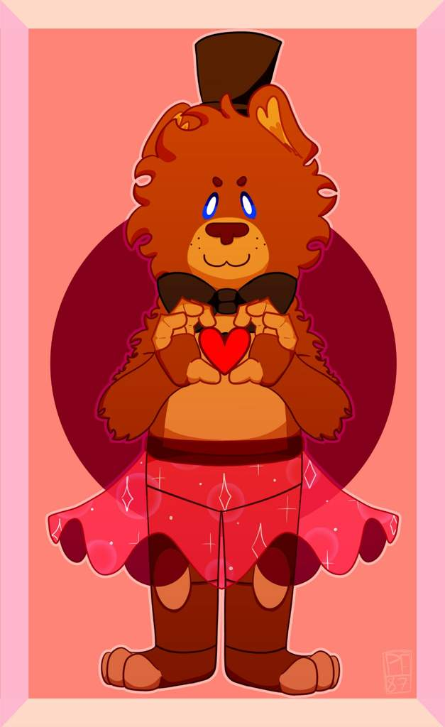 Happy San Valentin Day Five Nights At Freddys Amino